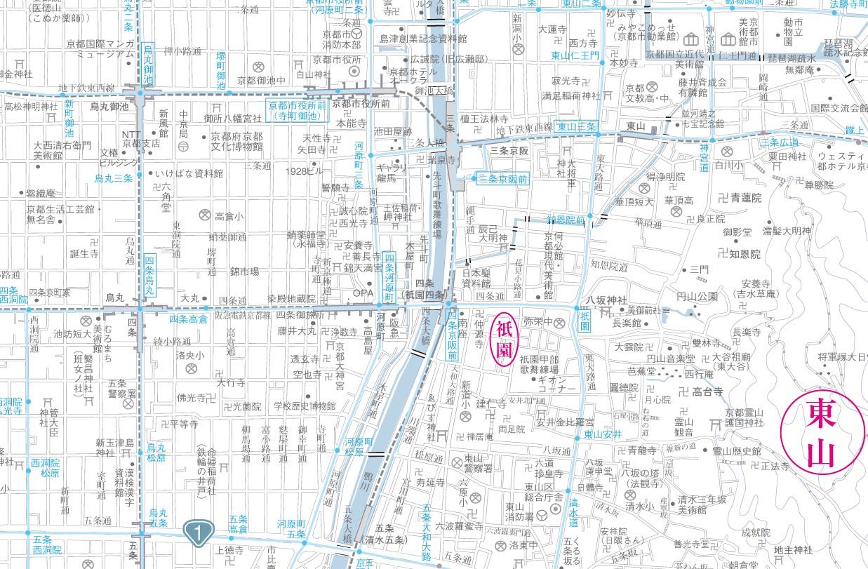 ユニプラン【京都、奈良、東京 ... : 東京 白地図 フリー : 白地図